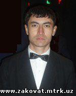 Zuxriddin Abduraximov