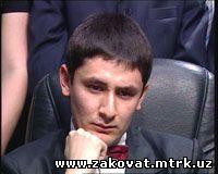 Farrux Rafikov