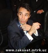 G'anisher Rahmatullayev