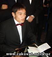 Zafar Madaminov